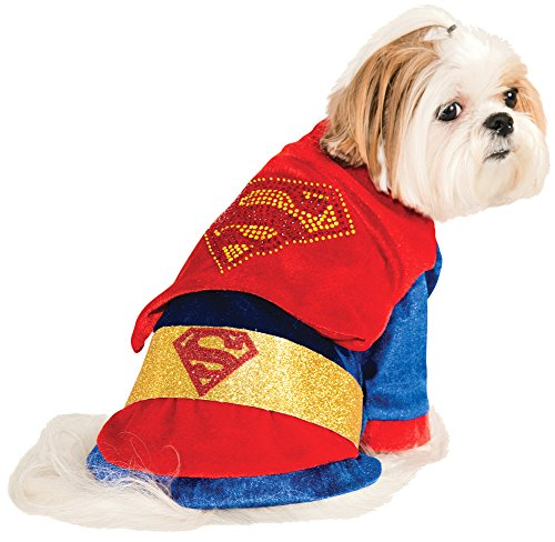 Halloween Costumes Item - Cat & Dog Costume Superman Small
