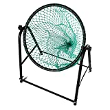 PGM Golf Chipping Net with Steel Shelf Exercise Net----Angle Ajustable