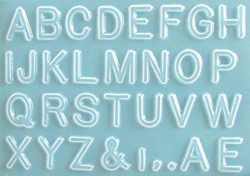Alphabet Casting Mold - 7