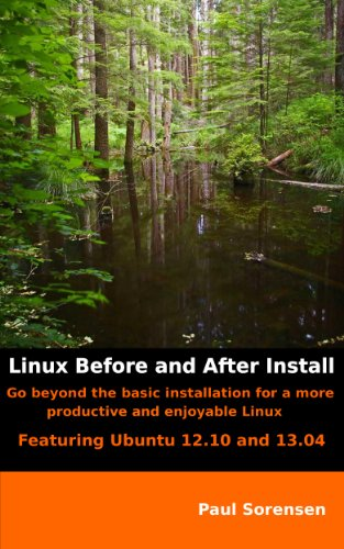 Linux - Before and After Install