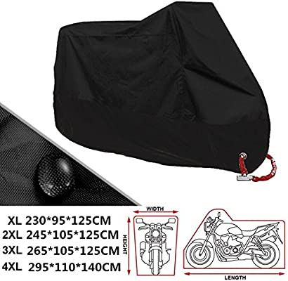 Motorcycle Cover Motorbike Motorbike//Scooter Cover