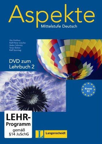 Aspekte 2: DVD zum Lehrbuch