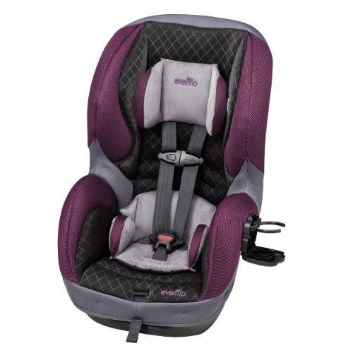 Evenflo SureRide DLX Convertible Car Seat, Sugar Plum by Evenflo
