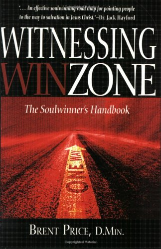 Witnessing Winzone Soulwinners Handbook product image