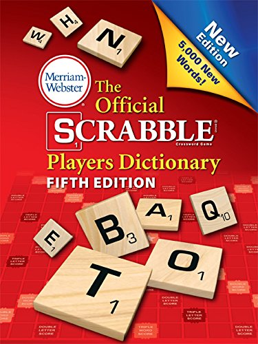 The Official Scrabble Players Dictionary (Scrabble Edition)
