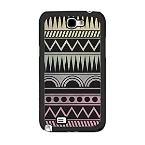 Hu Xiao Unique Custom Design Aztec Tribal Pattern Chevron Iphone 5/5S GJqAZb900P 2 protective Hard Plastic cell phone Cover for Guys