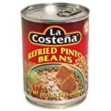 La Costena, Bean Refried Pinto, 20.5-Ounce (12 Pack) ( Value Bulk Multi-pack)