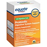 Cheap Equate Probiotic Digestive System Support, 42ct, Compare Vs. Align