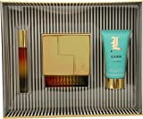 L Lamb By Gwen Stefani For Women Eau De Parfum Spray 3.4 Oz & Body Lotion 2.5 Oz & Eau De Parfum Rollerball .21 Oz Mini by L.A.M.B.