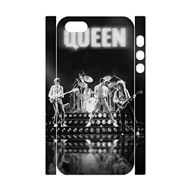 Diy Queen 3D Phone Case, DIY Hard Back Cover Case for iPhone