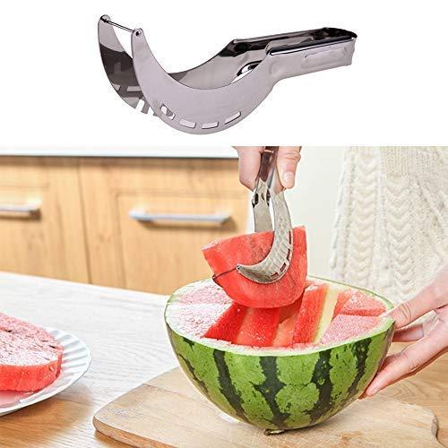 Amazon.com: Che-good cortador de sandía – Cuchillo cortador ...