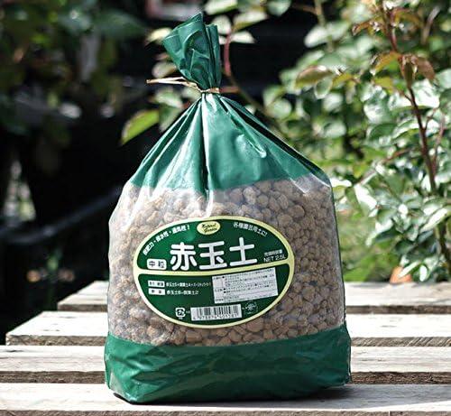 【お手頃サイズ】 赤玉土 (中粒) 2.5L 【資材】 鉢植え 地植え 保肥性 保水性 土壌改良材 土壌改良剤