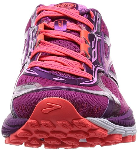 Shoes Phlox Phlox Multicolor Coral Ghost Running Brooks Pink Mehrfarbig 8 Fiery Women's qwI6WygF