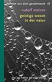 Geistige Wesen in der Natur: 12 Vorträge (Rudolf-Steiner-Themen-Taschenbücher, Band 18)