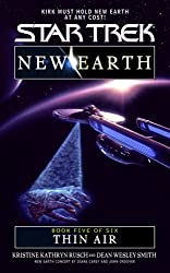 New Earth: Thin Air [Nicht gebunden] by Dean Wesley Smith, Kristine Kathryn R...