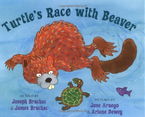 Turtle's Race with Beaver ebook