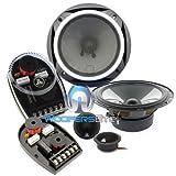 JL Audio C2-650 6.5-Inch 2-Way Component Speaker System