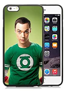 Case For iPhone 6 Plus,THE BIG BANG THEORY 1 Black iPhone 6 Plus (5.5) TPU Case Cover