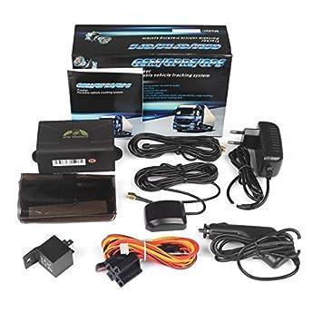 AFTERPARTZ® GPS Tracker OVO-102 Auto control GPS de localización GSM GPRS
