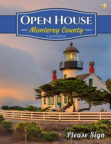 Point Pinos Lighthouse - Monterey County Open House: A Guest Book for Monterey County, California for Real Estate Professionals and People who want to sell their homes.
