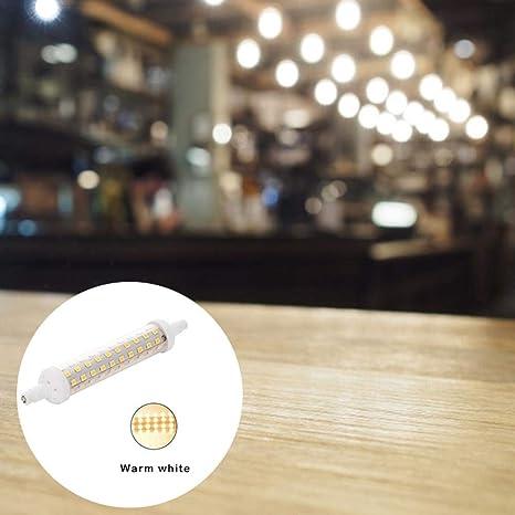 Funihut LED R7S - Proyector Regulable para iluminación de 360 ...
