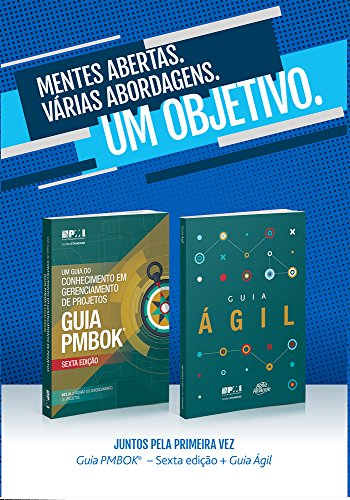 A Guide to the Project Management Body of Knowledge (PMBOK(R) Guide-Sixth Edition/Agile Practice Guide Bundle (BRAZILIAN PORTUGUESE)