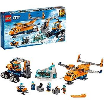 Amazon com: LEGO City Arctic Air Transport 60193 Building