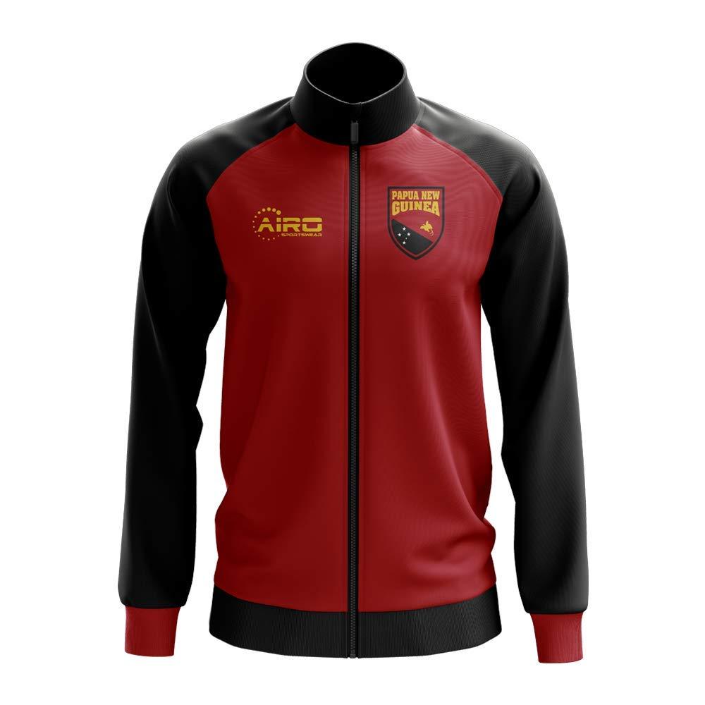 Airo Sportswear Papa New Guinea Concept Football Track Jacket (ROT)