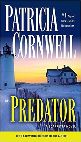 predator patricia cornwell
