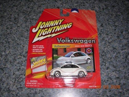 Johnny Lightning 2000 Volkswagon New Beetle Playing Mantis