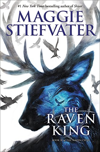 """""""The Raven King (The Raven Cycle, Book 4)"""" av Maggie Stiefvater"""