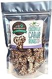 Cheap Minty Fresh Coconut Carob Bones Gourmet Organic and Vegan Dog Treats – Gluten Free, Grain Free