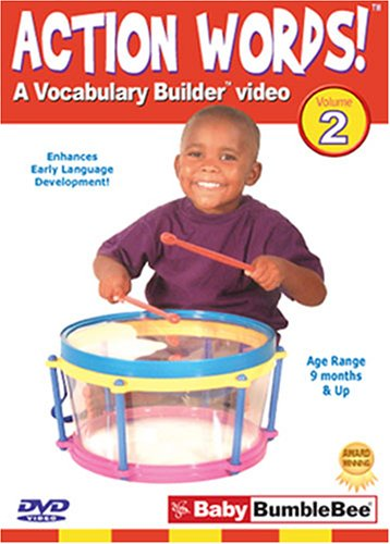 Action Words Dvd - Action Words! 2