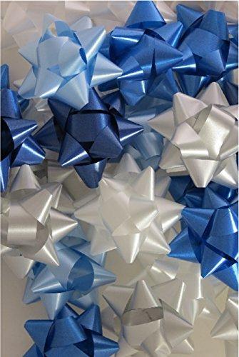 (Hanukkah Gift Bows - 54 pcs)