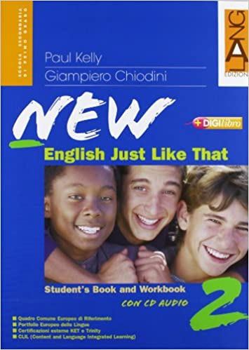 NEW English Just Like That 2