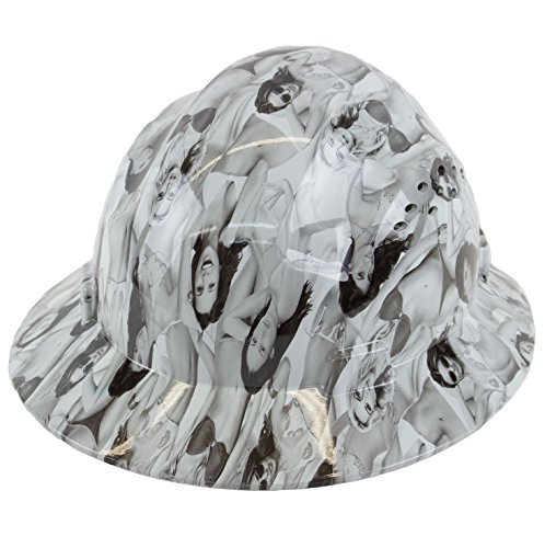RK Safety RK-HP44-LADIES Hard Hat Brim Style with