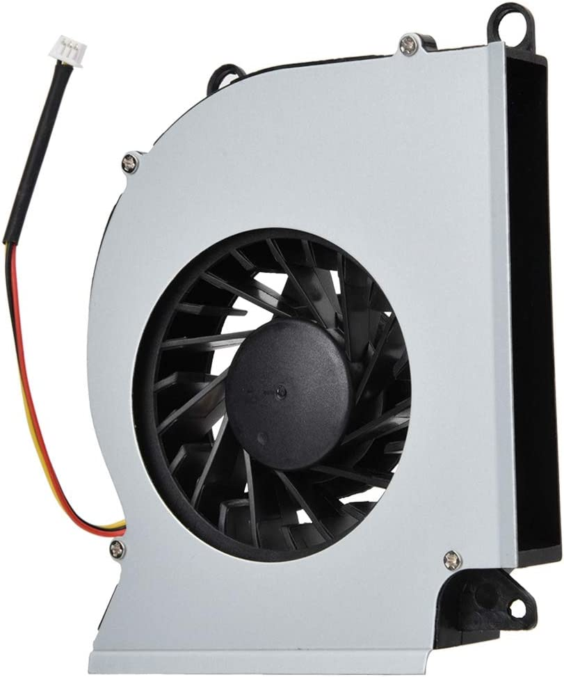 Fast Heat Dissipation DC12V Internal Cup Cooling Case Fan Quiet Blowing for MSI GT60 GT70 fosa CPU Cooling Fan Cooler Case Fan