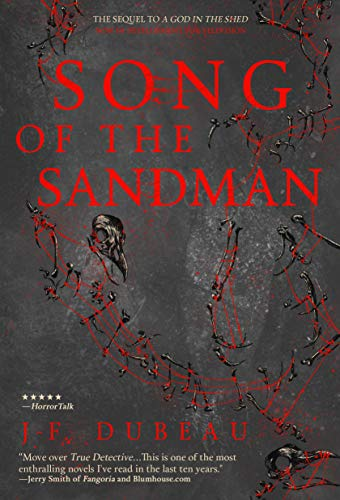 Book cover from Song of the Sandman by J-F. Dubeau
