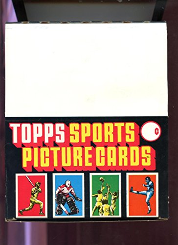 1982 Topps Football Card Set Rack Pack Box FM Case Ronnie Lott Equals 2 Wax Rak ()