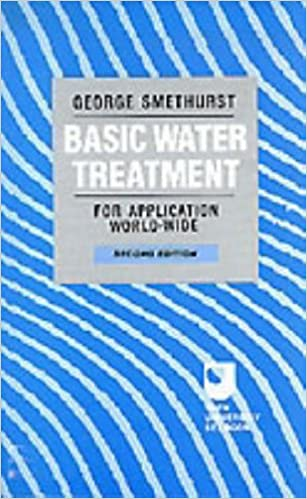 Book Basic Water Treatment: For Application Worldwide