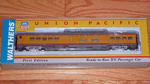 (Union Pacific(R) City Streamliner Cars Ready to Run -- Dome-Coach #7000-7009 ACF Lot #4097 Union Pacific(R))