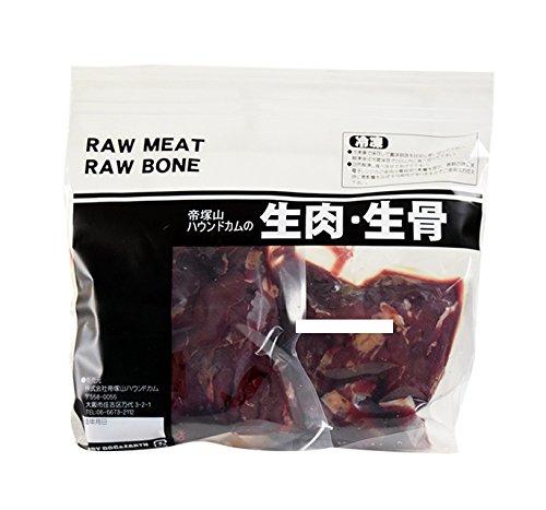 犬猫用 生肉 国産馬肉 こま切れ (3kg) B06W54LBP8  1kg 1kg