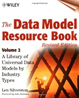 The Data Model Resource Book, Vol. 2