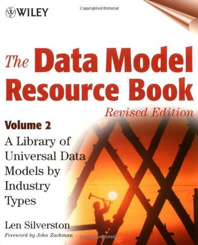 The Data Model Resource Book, Vol. 2