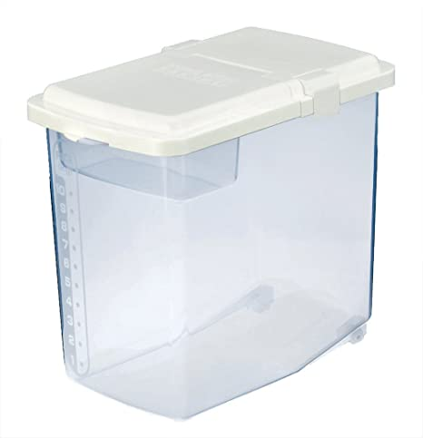 JapanBargain S-1826 Japanese Plastic Kome Bitsu Raw Rice Storage Container 10 kgs  sc 1 st  Amazon.com & Amazon.com: JapanBargain S-1826 Japanese Plastic Kome Bitsu Raw ...