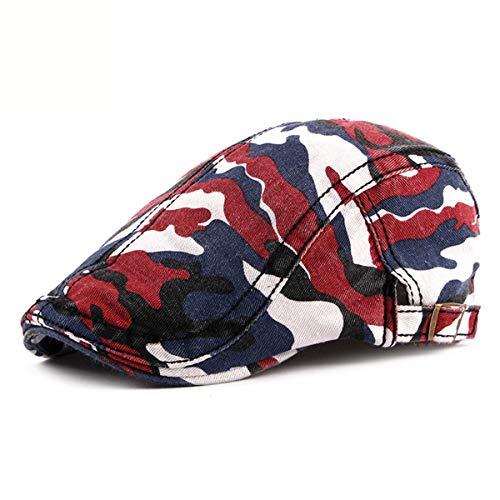 de de Aire Libre Sombrero los D B de Beray Gorra GLLH hat de Sombrero Ocio Camuflaje algodón qin de al Sol Hombres Sombrero de Sombreros TWW0RBt