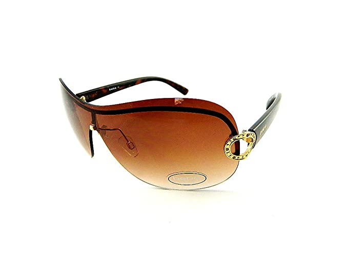 7f6c0505e1fba Bebe Women s Sunglasses - BB7152 Madison - 206 Tortoise Bronze ...