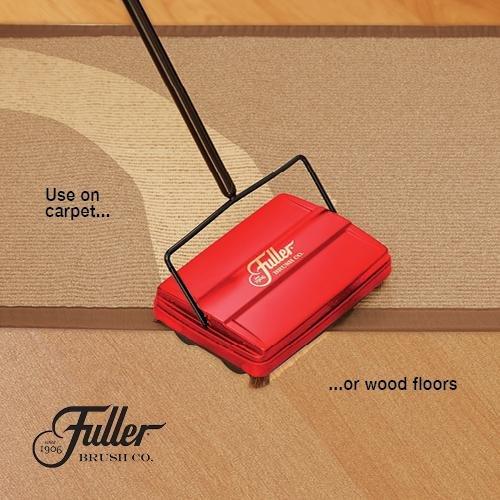 Fuller Red Carpet Sweeper