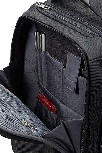 Samsonite XBlade Business 2.0 S 14.1 Laptop-Rucksack, 44cm, 16 L, Black (Geeignet für iPad oder Tablet bis 10,1) Black