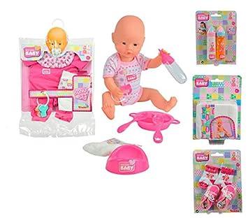 accessori Set scarpe Scarpe con completo da ginnastica Doll neonato Baby uFlKc51JT3